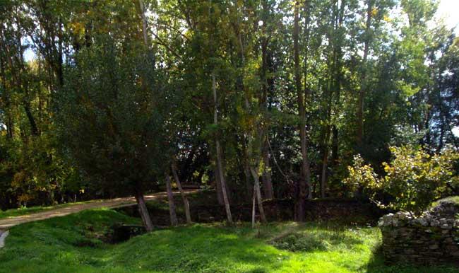 Exterior de Casa Rural Los Cerezos en León